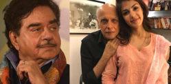 Shatrughan Sinha curious of Mahesh & Rhea's Relationship