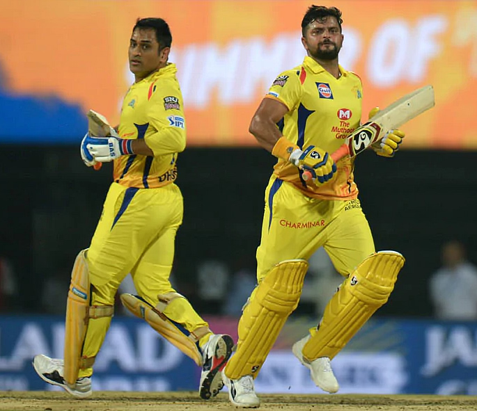 Suresh Raina pulls out of IPL 2020 for personal reasons - dhoni