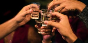 The Alcohol Drinking Habits amongst Asian Students f-2