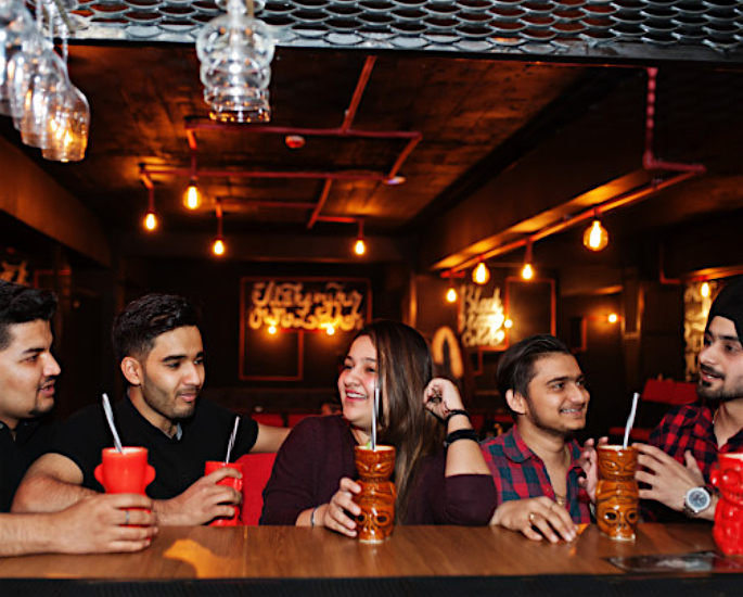 The Alcohol Drinking Habits amongst Asian Students - peers