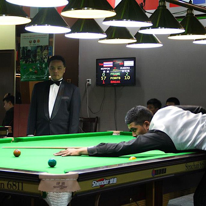 Top Desi Players at World Snooker Q School 2020 - IA 3