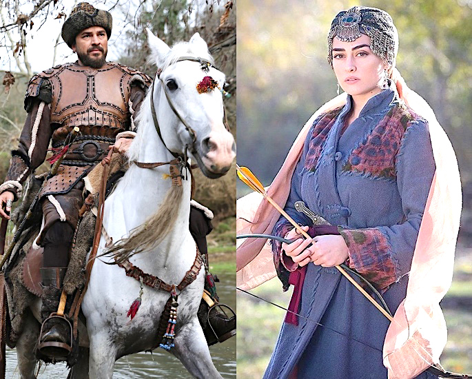 Why Pakistan is Obsessed with Turkish series 'Ertugrul' - IA 5