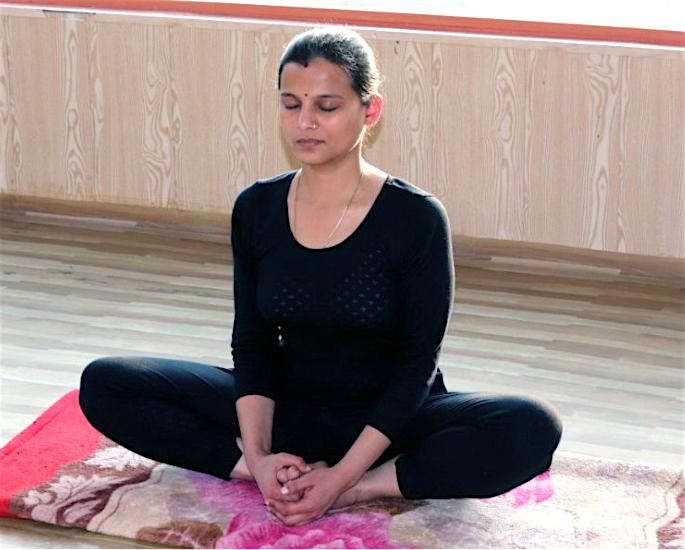 Yoga Positions to Help with Mental Health - Baddha Konasana