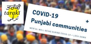 Impact of Covid-19 on punjabi mental health f