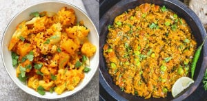 10 Sabzi Recipe Ideas for Indian Vegetarian Delights f