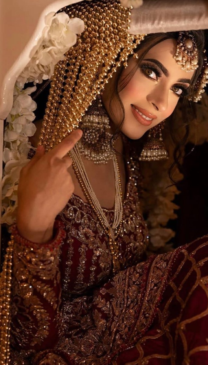 20 Stunning Photos of Desi Brides Worth a Look - dholi