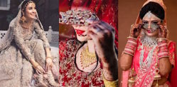 20 Stunning Photos of Desi Brides Worth a Look