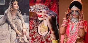 20 Stunning Photos of Desi Brides f