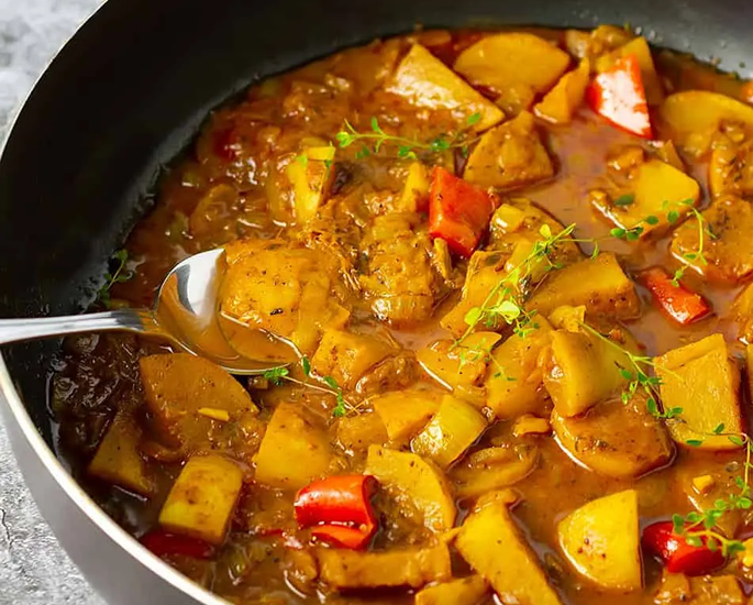5 Vegetable Curry Recipes which are Easy to Make - turnip