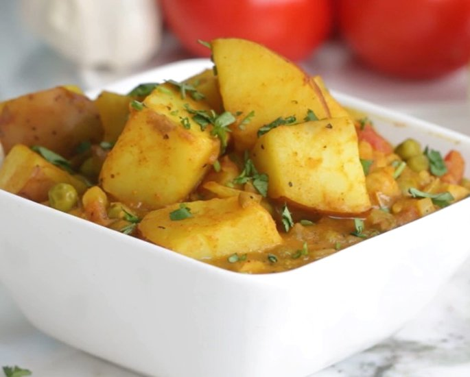 5 Vegetable Curry Recipes which are Easy to Make - veg curry