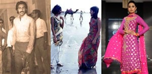 A Timeline of Pakistani Fashion f