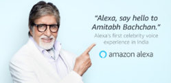 Amitabh Bachchan to be Voice of Amazon Alexa in India