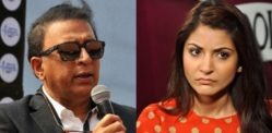 Anushka Sharma reacts to Gavaskar's 'Distasteful' Remark