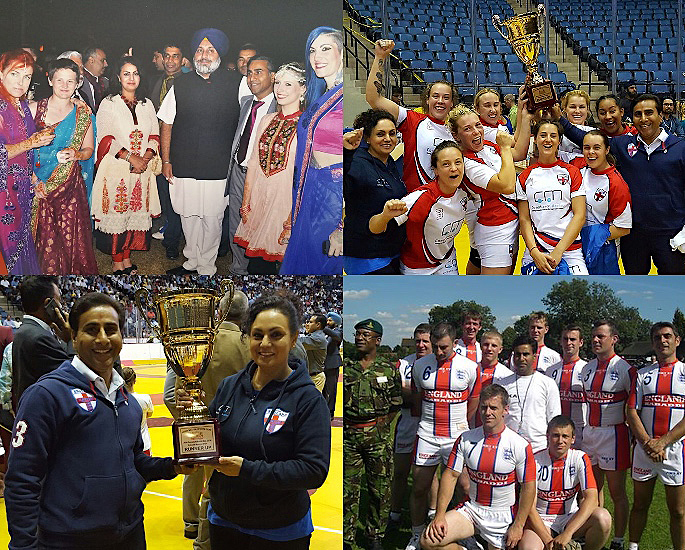 Ashok Das talks England Kabaddi and Olympic Dream - IA 1