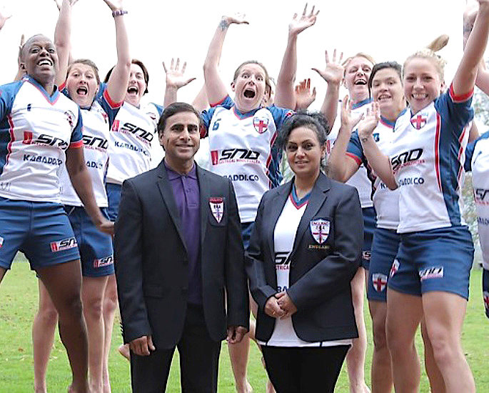 Ashok Das talks England Kabaddi and Olympic Dream - IA 3
