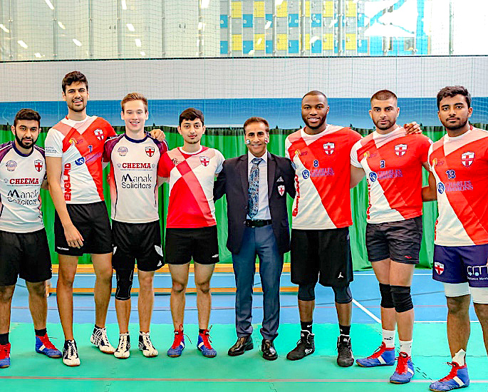 Ashok Das talks England Kabaddi and Olympic Dream - IA 4