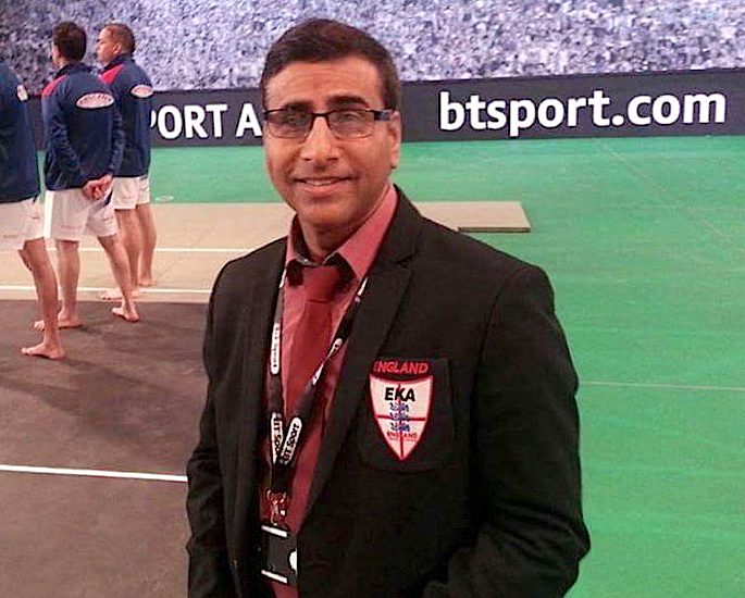 Ashok Das talks England Kabaddi and Olympic Dream - IA 6