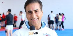 Ashok Das talks England Kabaddi & Olympic Dream
