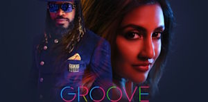 Avina Shah & Chris Gayle collaborate for 'Groove' f