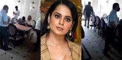 BMC officials Vandalise Kangana Ranaut's Mumbai Office?