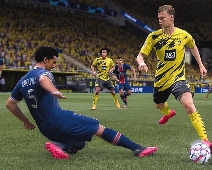 फीफा 21 नए गेम से क्या उम्मीद करें - गेमप्ले