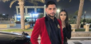 Faryal Makhdoom trolled for calling Amir Khan 'Daddy' f