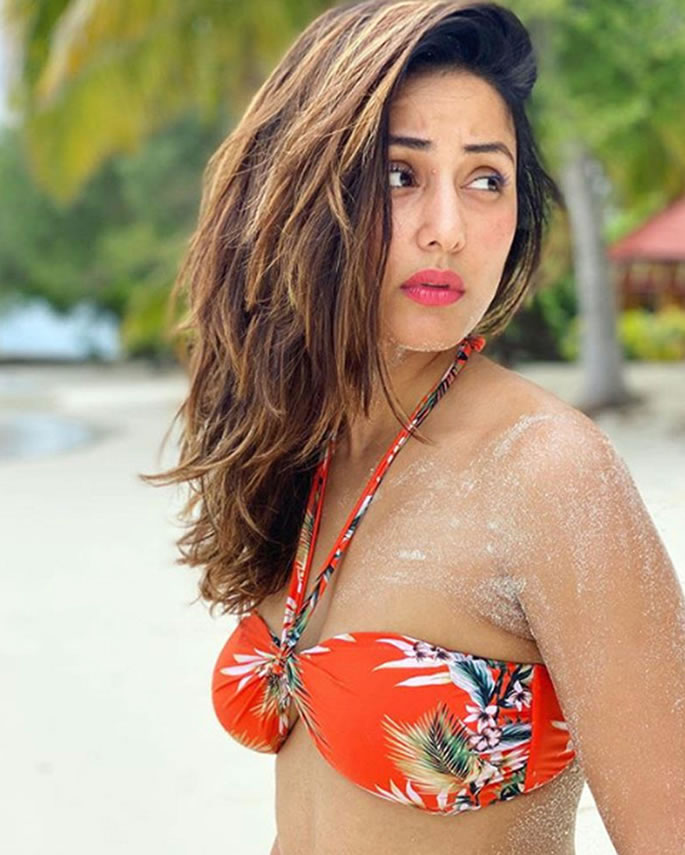 Hina Khan is the Most Desirable Woman on TV - bikini
