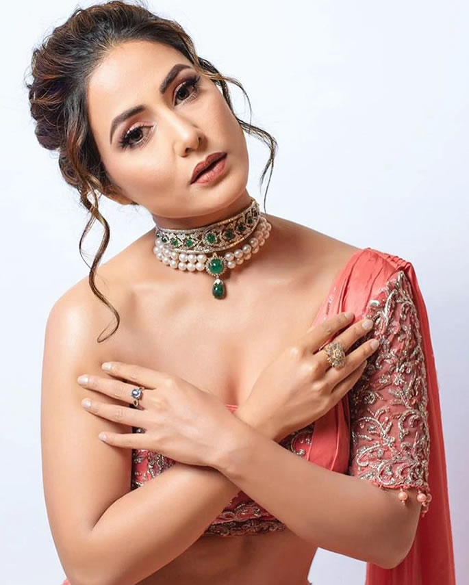Hina Khan is the Most Desirable Woman on TV - ethnic