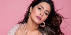 हिना खान टीवी पर 'मोस्ट डिज़ायरेबल वुमन' हैं