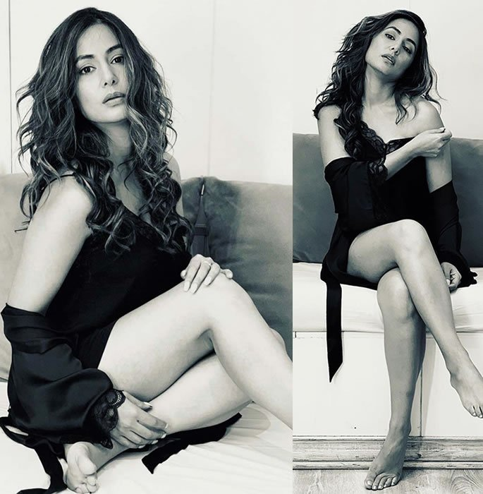 Hina Khan is the Most Desirable Woman on TV - shoot