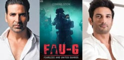 Is Akshay's FAU-G one of Sushant's Game Ideas?