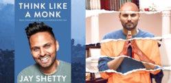 Jay Shetty talks Think Like A Monk, Life & Pressure