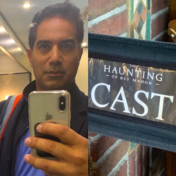 Kamal Khan talks 'The Haunting of Bly Manor' & Acting - IA 4