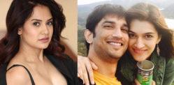 Lizaa Malik claims Sushant Singh Rajput dated Kriti Sanon