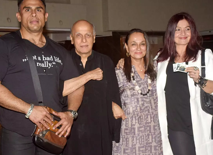 Mahesh Bhatt called himself a Bastd Child in Interview