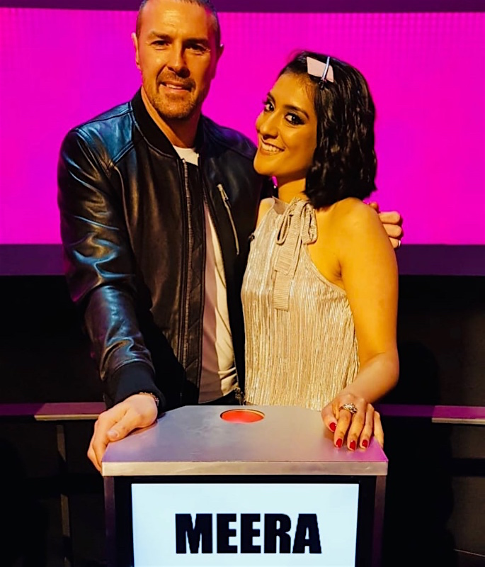 Meera Sharma and Jaya talk 'Up Your Game' & Dating - takemeout
