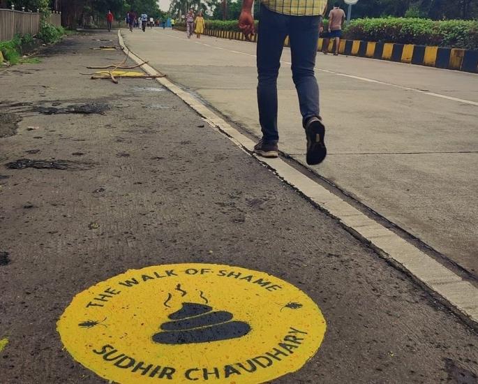 मुंबई की बांकी की 'द वॉक ऑफ शेम' ट्रोल हुई - सुधीर चौधरी