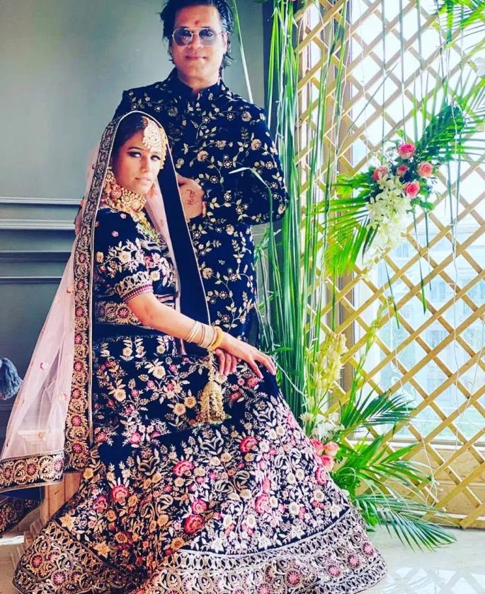 Poonam Pandey gets Married in low-key Ceremony