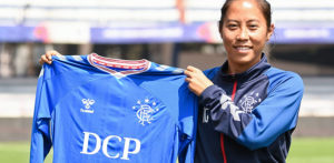 Rangers Star Bala Devi reveals Life in Scotland during Pandemic f
