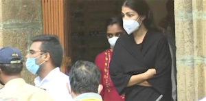 Rhea Chakraborty Arrested by NCB f