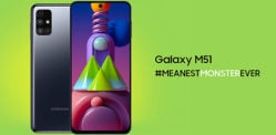Samsung Galaxy M51 India launch date confirmed