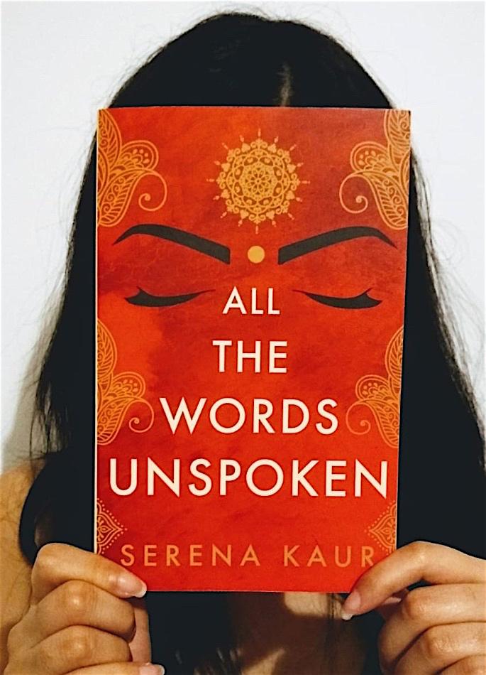 Serena Kaur talks Writing, Book & Sexuality - books2