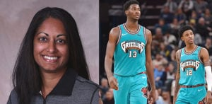 Sonia Raman becomes 1st US Indian Female NBA Coach f