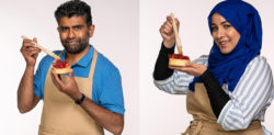 The Desi Contestants of Great British Bake Off 2020