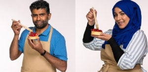 The Desi Contestants of Great British Bake Off 2020 f