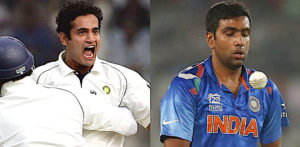 Top 6 Unplayable Deliveries by Indian Bowlers - F