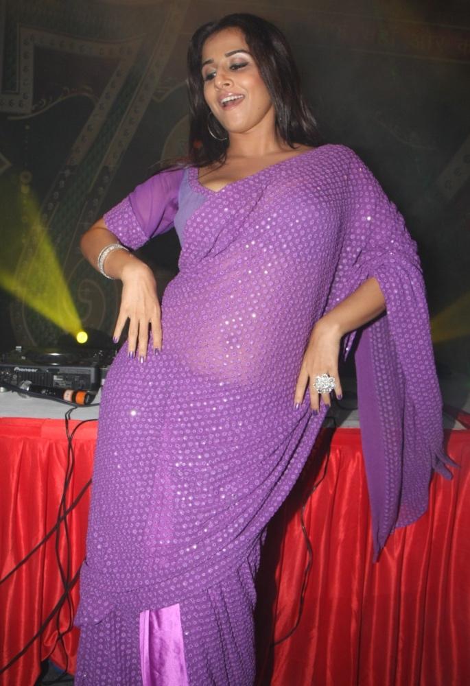 Vidya Balan opens up about being the 'Fat Girl' - dance