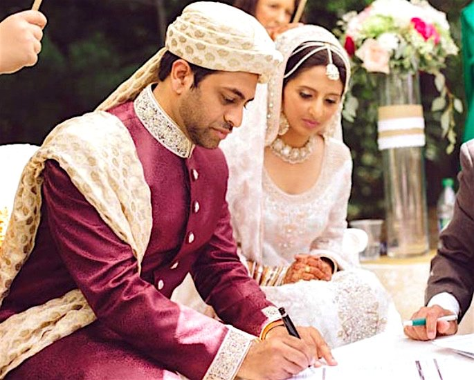 Why Pakistani Bride Rights Matter in a Nikkah Contract - groom