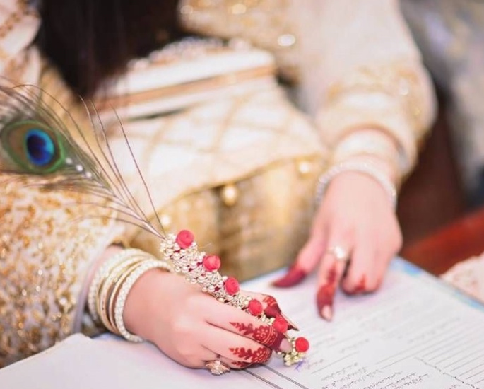 Why Pakistani Bride Rights Matter in a Nikkah Contract - sign