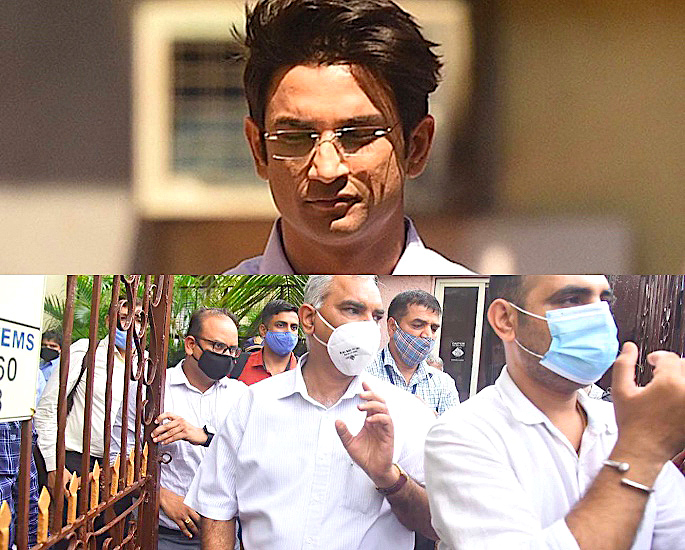 Will there be Justice for Sushant Singh Rajput? - IA 8